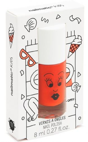 Dori (Orange) - nailmatic® kids - water based nail polish